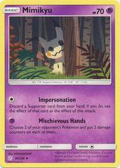 Mimikyu - 96/236 - Uncommon