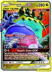 Naganadel & Guzzlord Tag Team GX - 158/236 - Ultra Rare