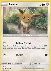 Eevee - 167/236 - Common