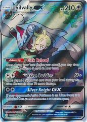 Silvally GX - 227/236 - Full Art Ultra Rare