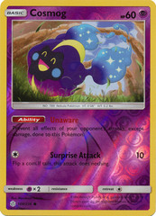 Cosmog - 100/236 - Common - Reverse Holo