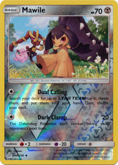 Mawile - 140/236 - Uncommon - Reverse Holo