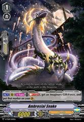 Ambrosial Snake - V-TD09/009EN - TD
