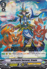 Spiritualist Sorcerer, Croute - V-BT07/049EN - C