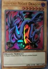 Serpent Night Dragon - STP2-EN001 - Ultra Rare