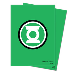 Ultra Pro - Green Lantern Justice League Deck Protector Sleeves