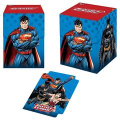 Ultra Pro - Justice League PRO 100+ Deck Box