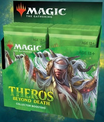 Theros Beyond Death Collector Booster Box