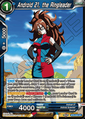 Android 21, the Ringleader - BT8-034 - UC