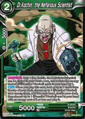 Dr.Kochin, the Nefarious Scientist - BT8-057 - C