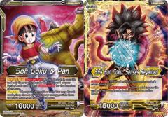 Son Goku & Pan // SS4 Son Goku, Senses Regained - BT8-066 - C