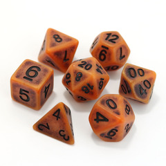 RPG Set - Pumpkin Golem