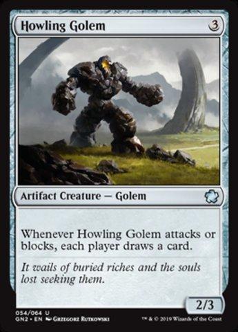 Howling Golem