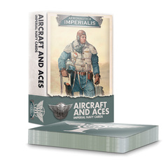 Aeronautica Imperalis: Aircraft And Aces: Imp. Navy Cards