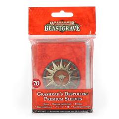 Warhammer Underworlds: Grashrak's Despoilers Sleeves