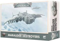 Aeronautica Imperalis: Imperial Navy Marauder Destroyers