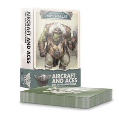 Aeronautica Imperalis: Aircrft & Aces: Ork Air Waaagh! Cards