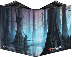 Ultra Pro - Magic: The Gathering - Unstable Lands - Swamp - 9-Pocket PRO-Binder