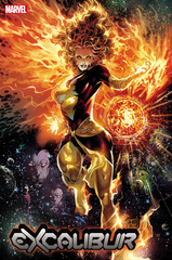 Excalibur #5 Tan Dark Phoenix 40Th Var Dx (STL143354)