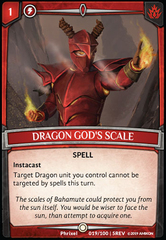 Dragon God's Scale