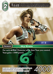 Opus X Final Fantasy TCG Raegen 10-130H