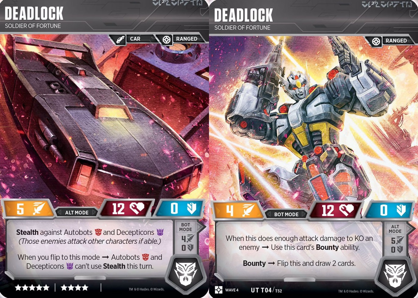 Deadlock // Soldier Of Fortune