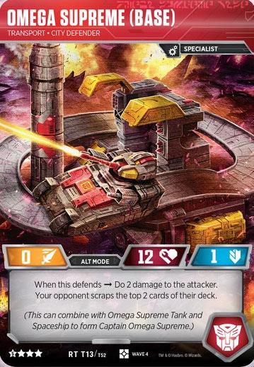 Omega Supreme (Base) // Transport City Defender