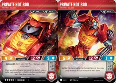 Private Hot Rod // Infantry Soldier