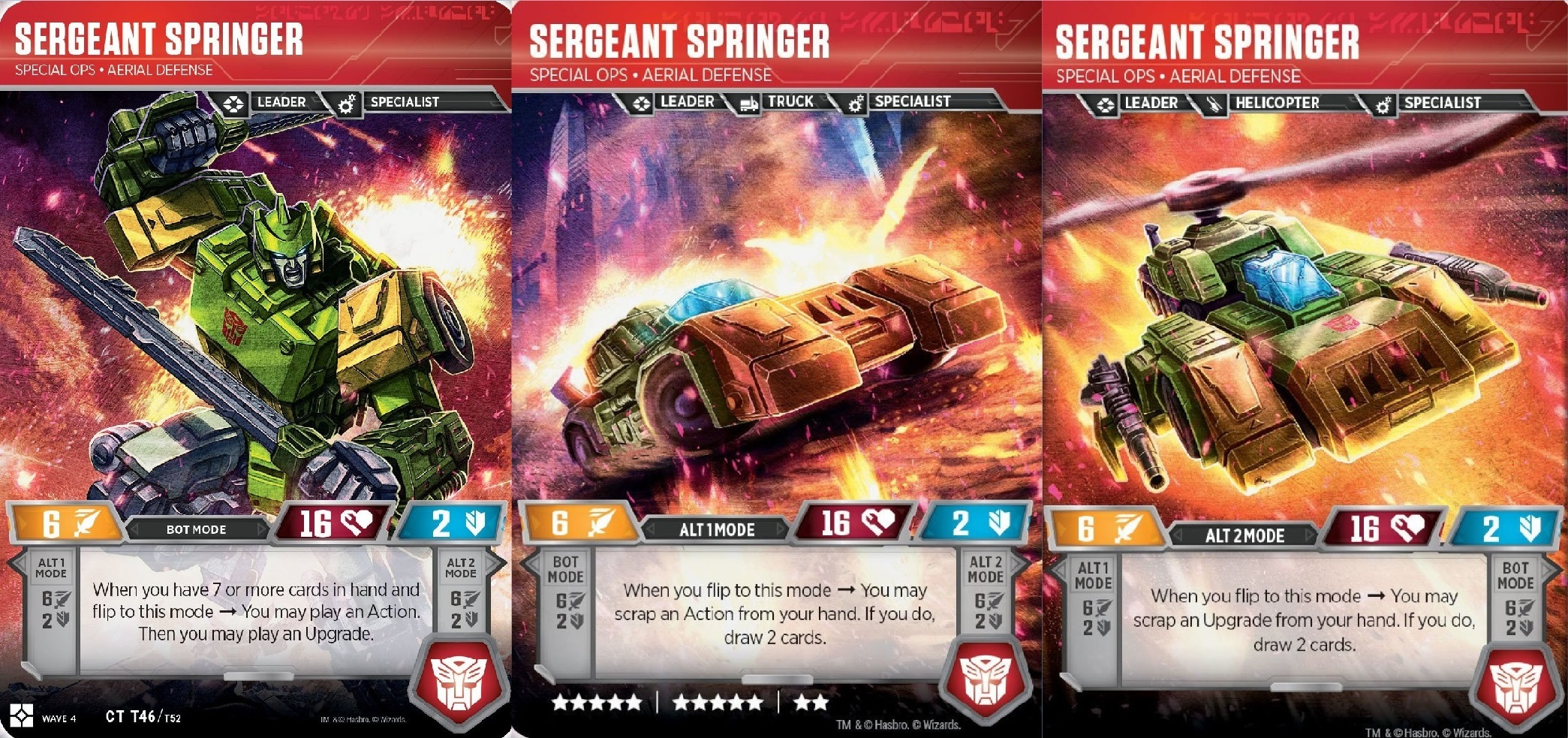 Sergeant Springer // Special Ops Aerial Defense