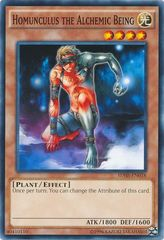 Homunculus the Alchemic Being - SDHS-EN018 - Common - Unlimited Edition