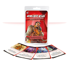 (ARI38) Aristeia! Advanced Tactics Decks