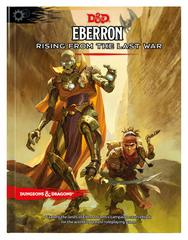 D&D Adventure: Eberron - Rising from the Last War