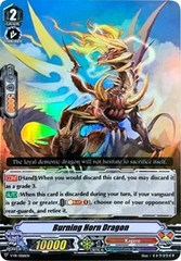 Burning Horn Dragon - V-PR/0061EN - PR