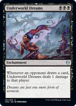 Underworld Dreams - Foil