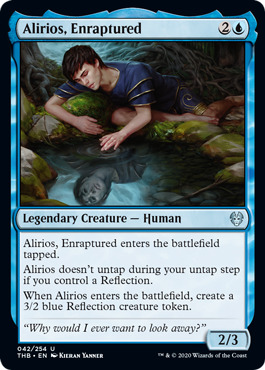 Alirios, Enraptured - Foil