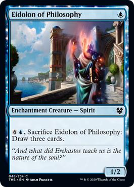 Eidolon of Philosophy - Foil