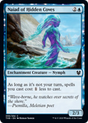 Naiad of Hidden Coves - Foil