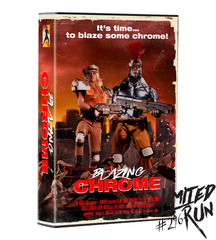 Blazing Chrome [Collector's Edition]
