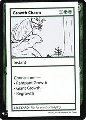 Growth Charm