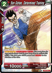 Son Gohan, Determined Training - BT8-005 - C - Pre-release (Malicious Machinations)