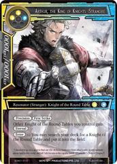 Arthur, the King of Knights (Stranger) - SDAO1-019 - ST