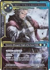 Arthur, the King of Knights (Stranger) - SDAO1-019 - ST - Full Art