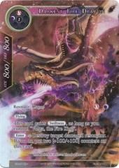 Darkest Fire Dragon - SDAO1-024 - ST - Full Art