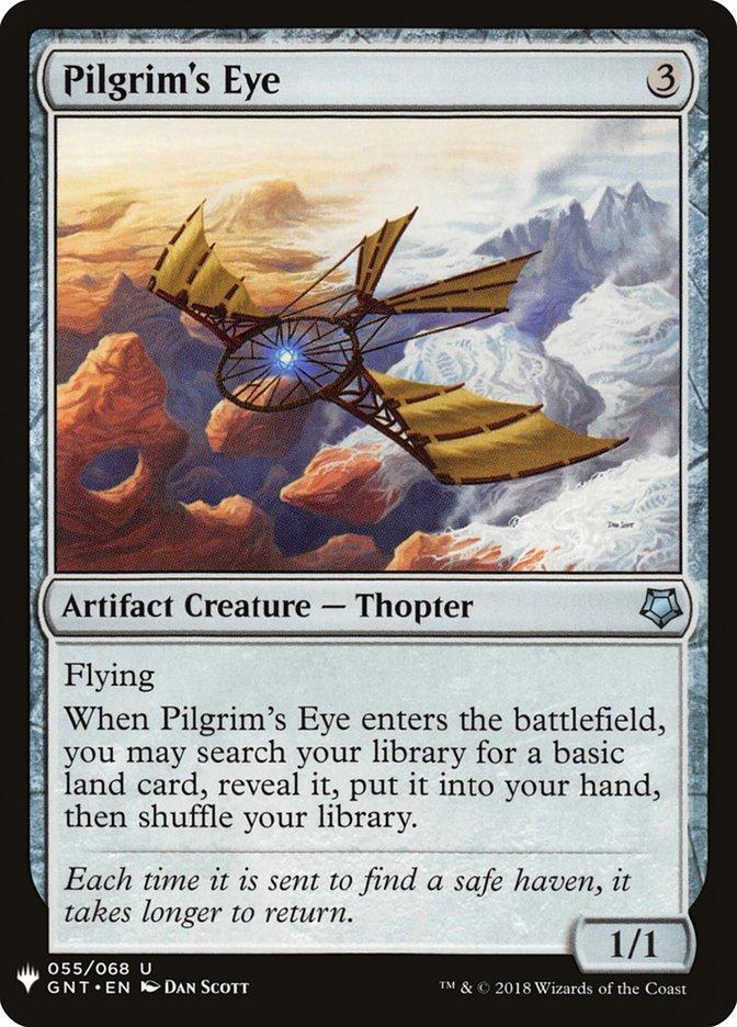 Pilgrims Eye