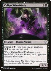 Caligo Skin-Witch