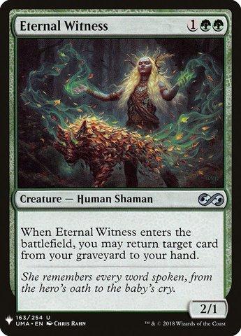 Eternal Witness (UMA)