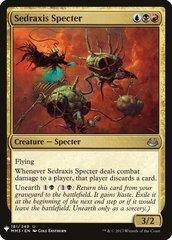 Sedraxis Specter