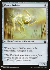 Peace Strider