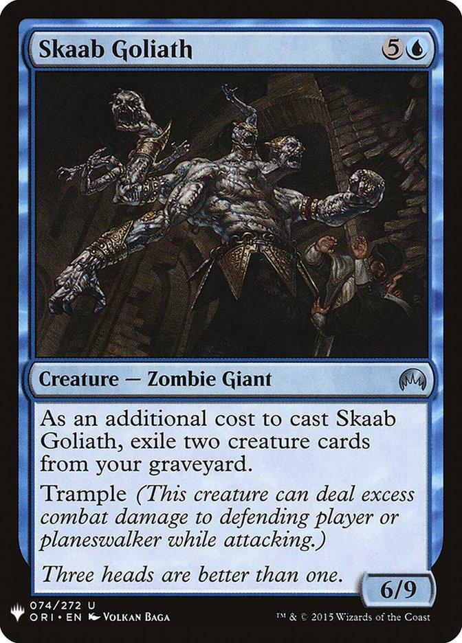 Skaab Goliath