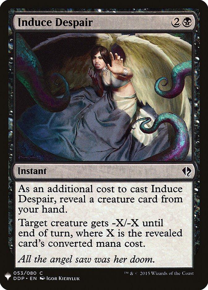 Induce Despair